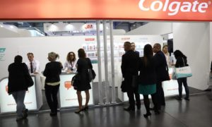 Colgate podcza CEDE 2017 (wideo)